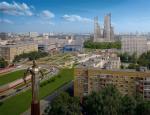 У Нескучного сада в Москве построят небоскреб из пяти башен