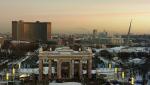 На ВДНХ в Москве построят многоуровневый паркинг