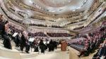 В Гамбурге после десяти лет строительства открылась Эльбская филармония