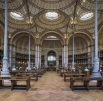 Французская библиотека снова пускает читателей во дворец кардинала