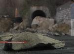 В Севастополе обвалилась часть акведука 19 века