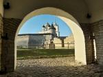 В Пскове уверены, что кремль отреставрируют к Ганзе-2019