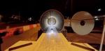 Внутри Hyperloop. SpaceX опубликовала видео поездки в испытательном тоннеле