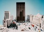 Нереализованный проект Мис ван дер Роэ для Лондона впервые полностью показали публике