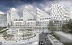 Архсовет не поддержал проект многофункционального комплекса близ Киевского вокзала
