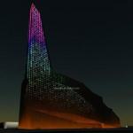 Эрик ван Эгераат спроектировал яркий архитектурный символ в Дании