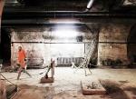 Эрмитаж укрепляет фундаменты Биржи