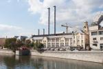 ГЭС-2: как самый богатый человек России превращает электростанцию в арт-центр
