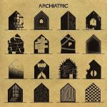 Дизайнер Федерико Бабина показал психические заболевания с точки зрения архитектуры