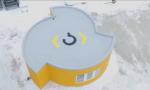 В России появился первый дом, напечатанный на 3D-принтере целиком