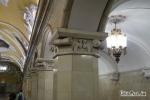 Подземный дворец коммунизма: Станция «Комсомольская Кольцевая»