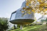 Дом на столбе: как устроено здание на колонне вместо фундамента