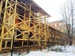 Гребнево: весна в усадьбе
