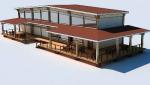 Кафедра архитектуры и градостроительства ИРНИТУ участвует в разработке проекта базы отдыха для инвалидов на Байкале