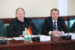 Немецкий депутат: Мы очень рады, что началось восстановление домика Канта в Веселовке