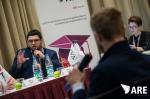 V практическая конференция «Управление строительством». Фотография предоставлена GRAPHISOFT®