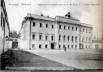 В Москве уродуют дом фельдмаршала Каменского