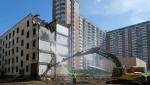 Три района Москвы не войдут в программу по расселению пятиэтажек