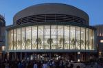 Магазин Apple в Дубае с кинетическим фасадом по проекту Foster + Partners