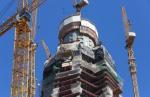 Журналист рассказал, что происходит на стройке самого известного в России небоскреба