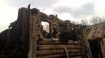В Иванове сгорел дом Бабы Яги