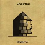 10 коллекций архитектурных иллюстраций Федерико Бабины