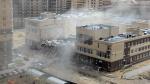В Ленобласти перед сдачей в эксплуатацию обрушилась строящаяся школа, под завалами погиб человек