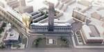 На площади Конституции построят еще одну 75-метровую гостиницу