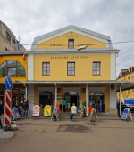 За проект реконструкции Апраксина двора в Петербурге взялись четвертый раз