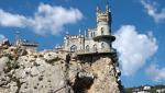 """В Крыму дворец """"Ласточкино гнездо"""" закрыли на реконструкцию"""