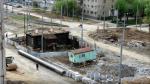 Строители приступили к ликвидации последнего дома-памятника, мешающего реконструкции улицы Татищева