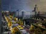 Александровский парк перекроят от «Спортивной» до «Горьковской»