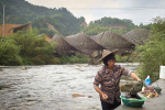 Архитектура: «Бамбуковое фэнтези» в китайской деревне
