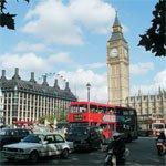 Лондон: геометрия комфорта
