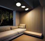 Использование трековых светильников – отличное дизайнерское решение. С их помощью легко создавать различные композиции и световые сцены. Фото © Centrsvet Group