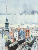 Алексей Ильин: «Меня интересует скайлайн города»