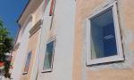 В Кяхте варварски изуродовали памятник архитектуры, прорубив окна