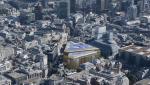 Foster+Partners показали проект нового офиса Bloomberg в Лондоне