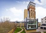 Архитектура: Современный жилой дом из викторианской водонапорной башни