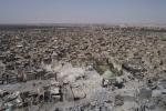 Руины мечети в Мосуле, откуда ИГ провозгласило «всемирный халифат». Фото