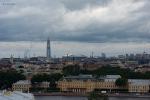 «Лахта Центр» на десяти главных городских панорамах