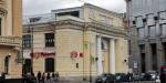 Конюшни Михайловского замка на Манежной надстроили мансардой