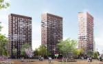 Три жилые башни построят на территории Тушинского аэродрома