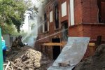 Дом купца Жернакова сгорел из-за проводки: подробности пожара в центре Тюмени