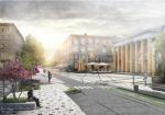 Новосибирск будущего с променадом и парковкой-рощей