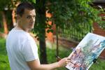 Сергей Кузнецов: «Акварель полностью отвечает моему восприятию мира»