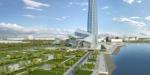 Вместо парка у «Лахта-центра» на Бобыльской построят 13-этажную «глыбу»