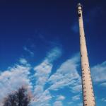 Фото: Заброшенная екатеринбургская телебашня