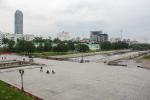 Екатеринбургская солянка: переходы, светофоры, скамейки для наказаний, трамваи и велодорожки