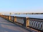 В Новосибирске приступили к благоустройству Михайловской набережной